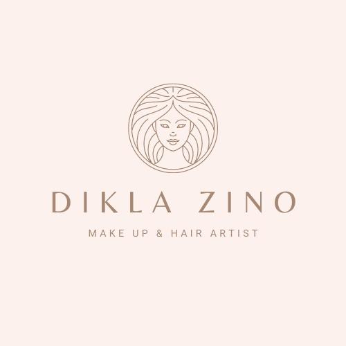 Dikla Zeno - Conception de cheveux et maquillage au centre commercial Raanana en ligne דיקלה זינו - עיצוב שיער ואיפור - לוגו